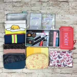 IPSY Mystery Bag + 5 SAMPLES